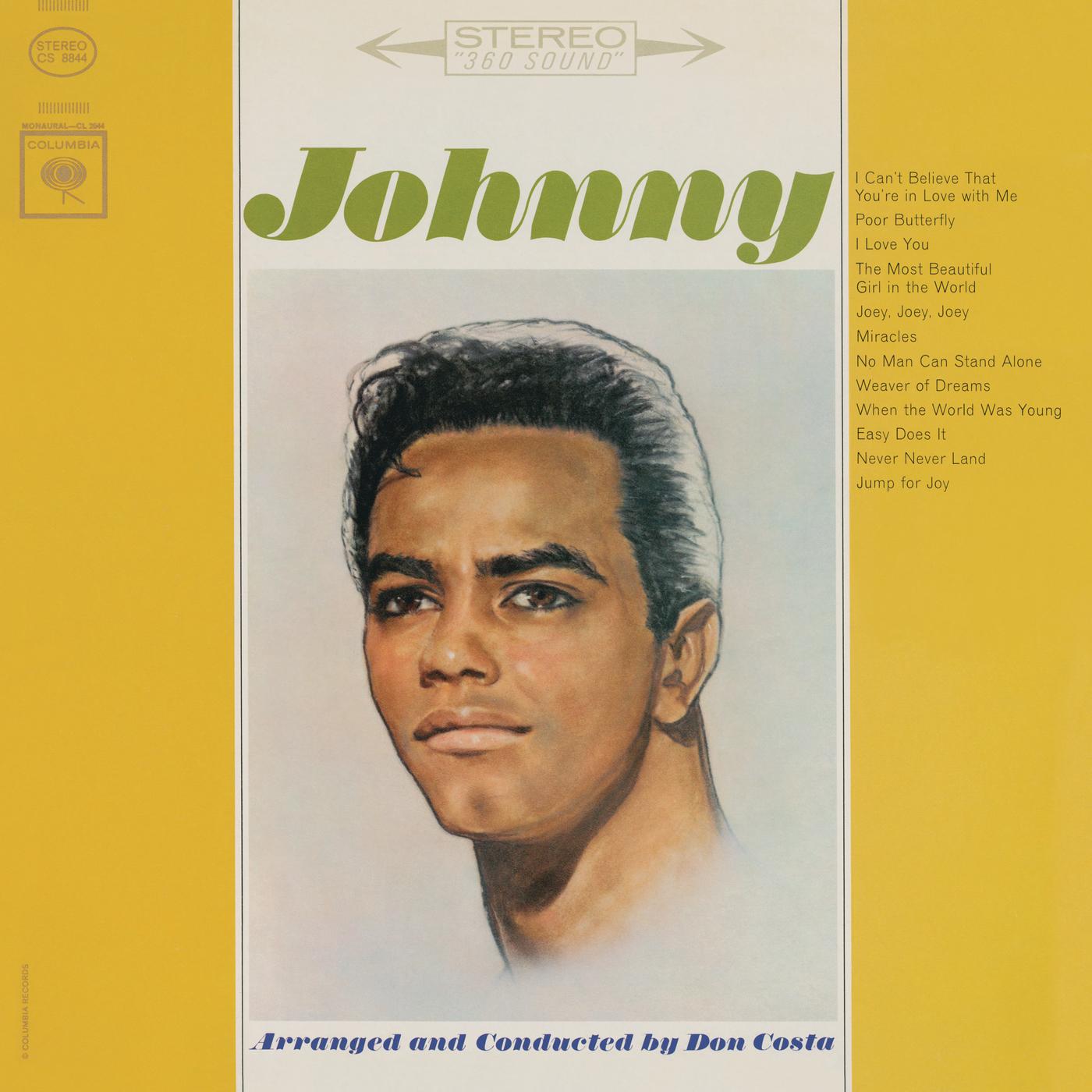 Johnny - Johnny Mathis