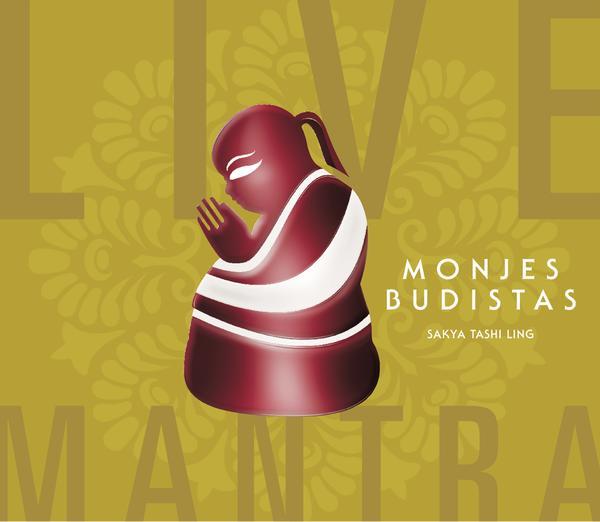 Live Mantra - Monjes Budistas