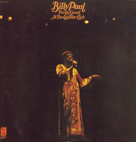Feelin' Good At The Cadillac Club - Billy Paul