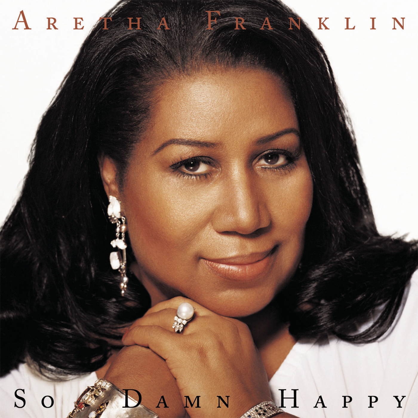 So Damn Happy - Aretha Franklin