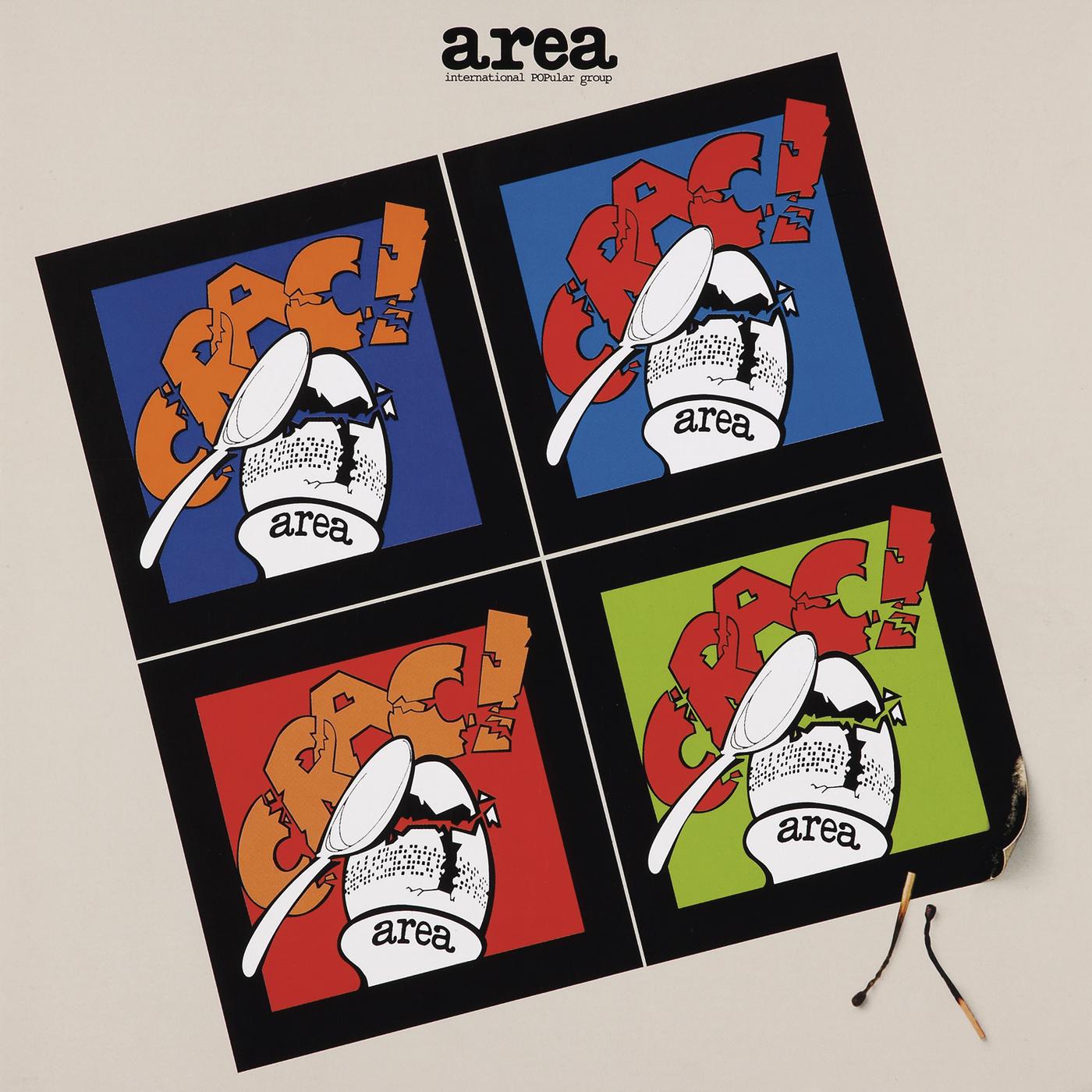 Crac! - Area