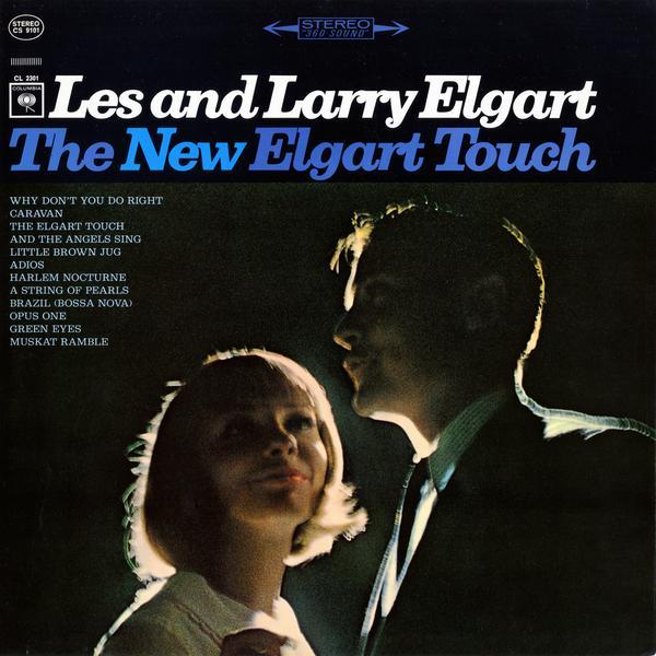 The New Elgart Touch - Les & Larry Elgart