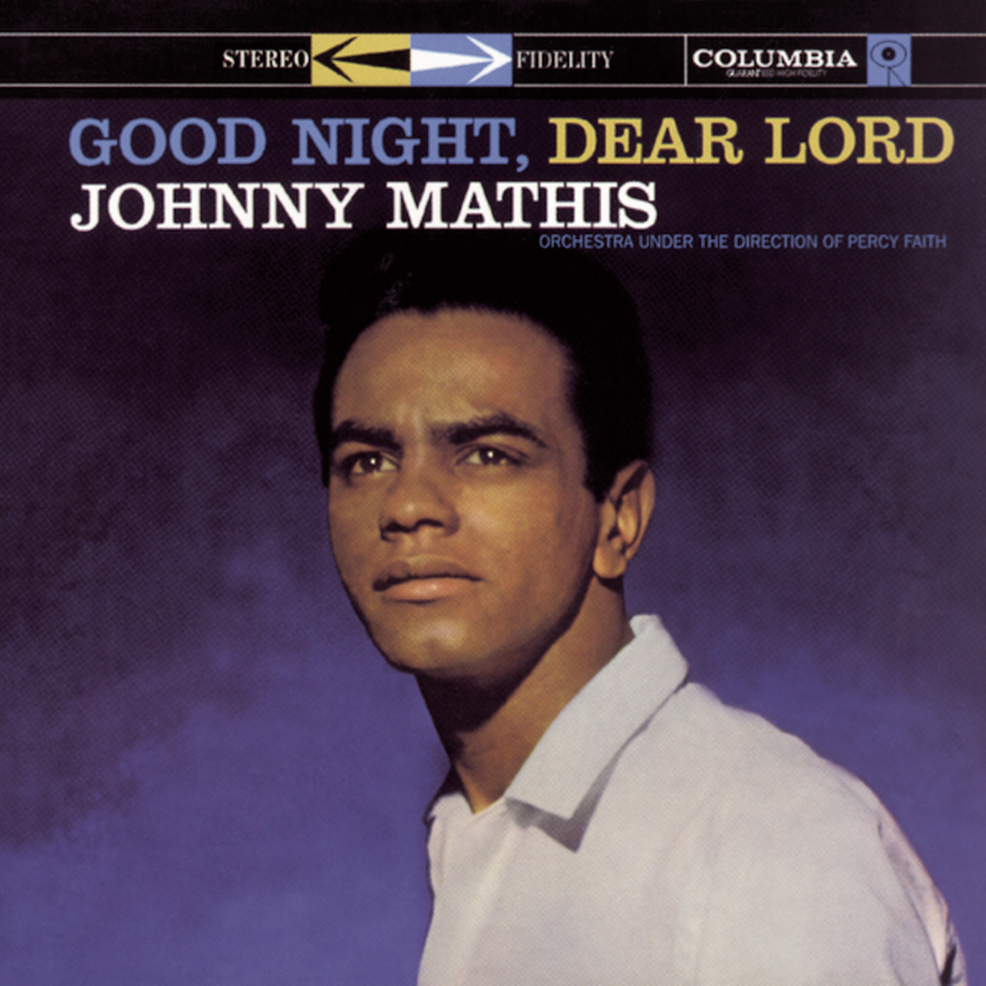 Good Night, Dear Lord - Johnny Mathis