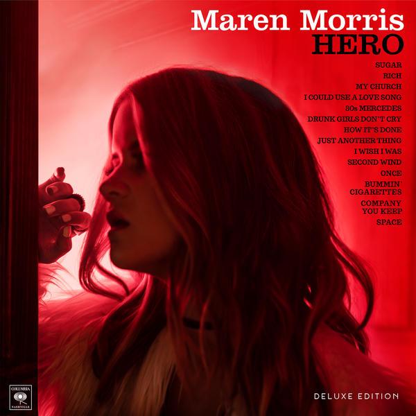 HERO (Deluxe Edition) - Maren Morris