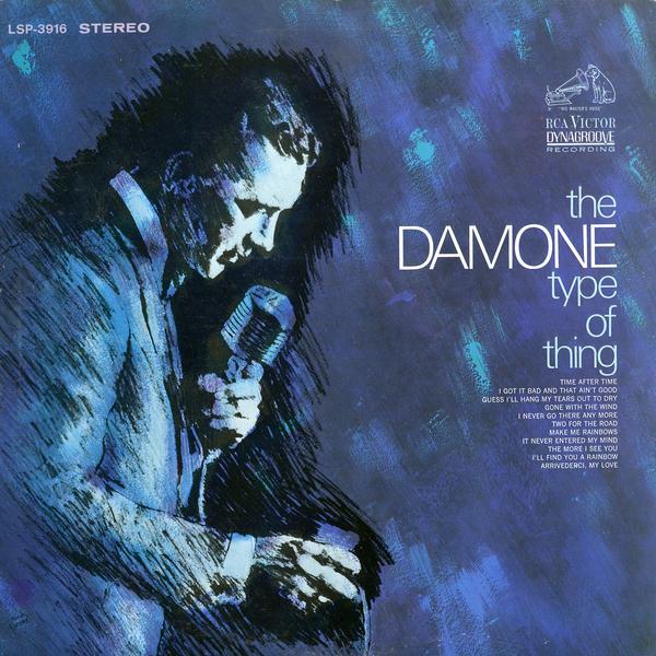 The Damone Type Of Thing - Vic Damone