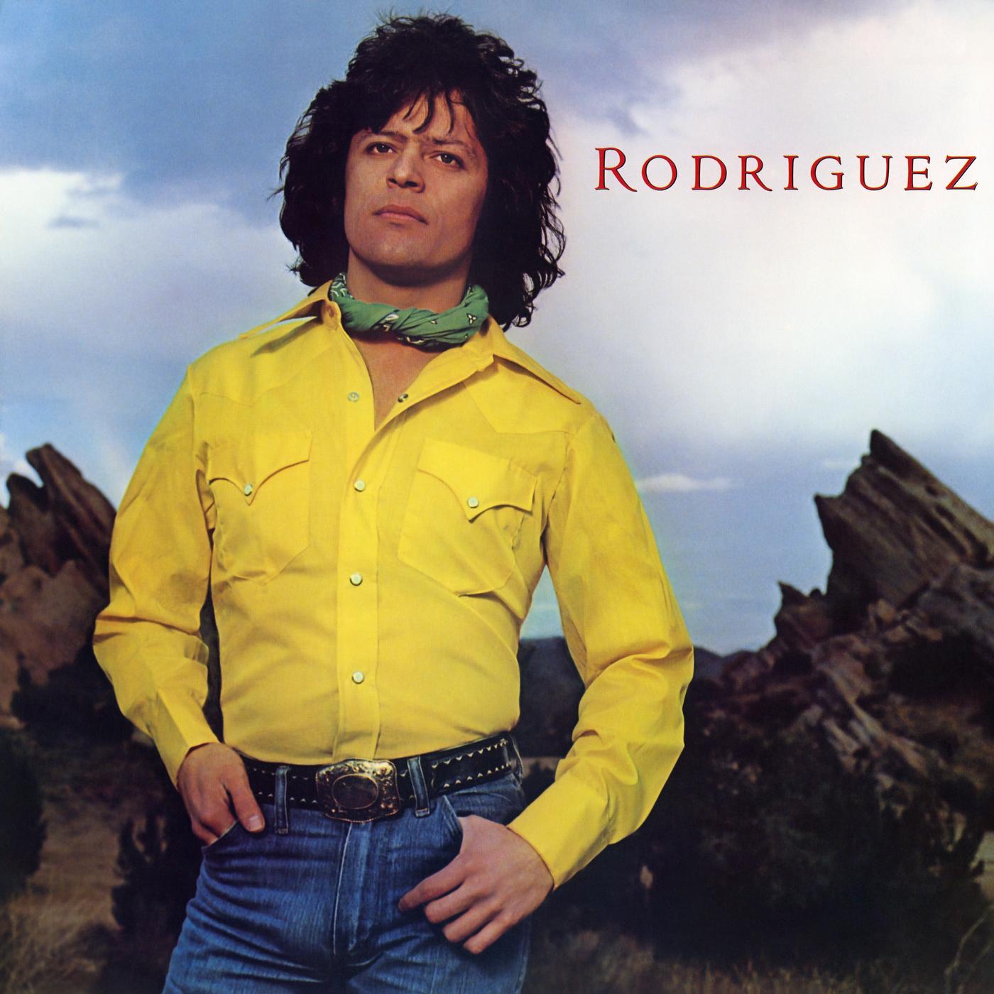 Rodriguez - Johnny Rodríguez
