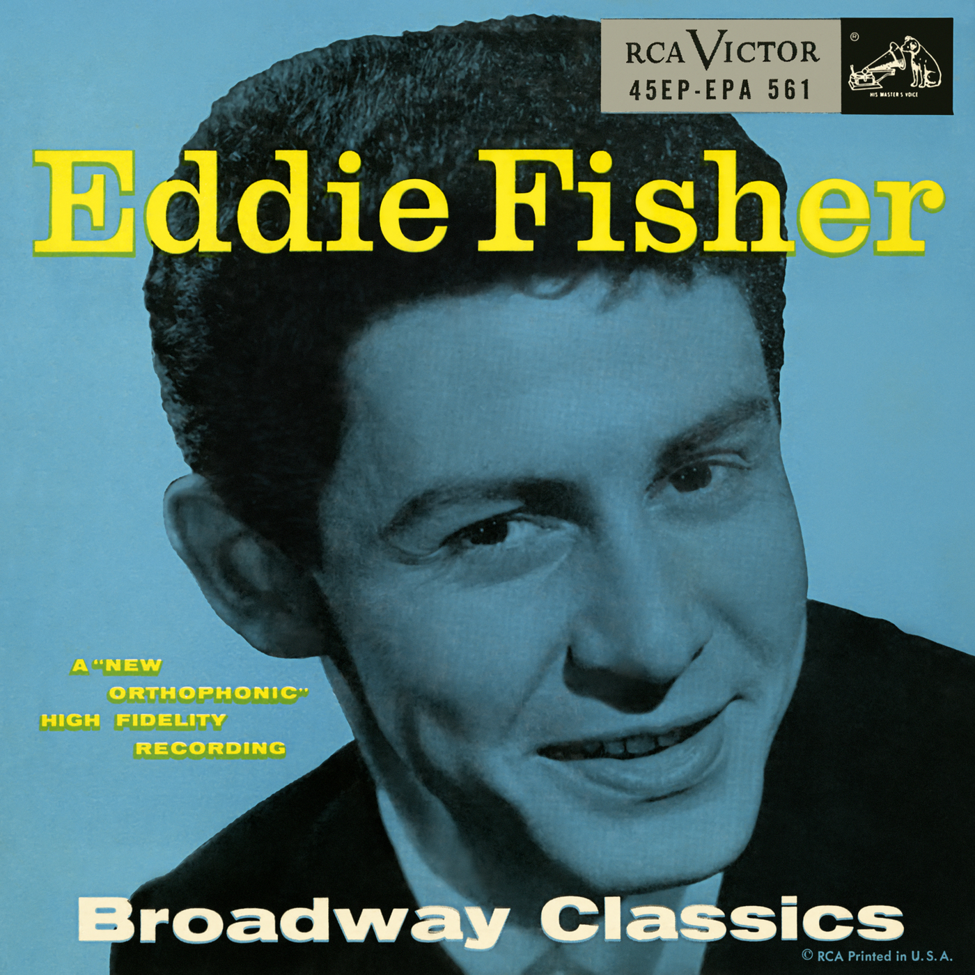 Broadway Classics - Eddie Fisher