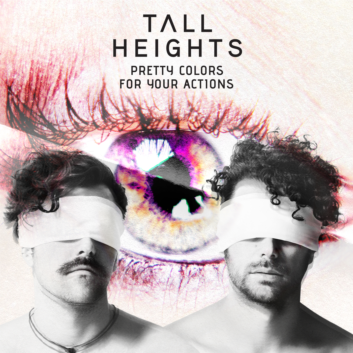Pretty Colors For Your Actions - Tall Heights