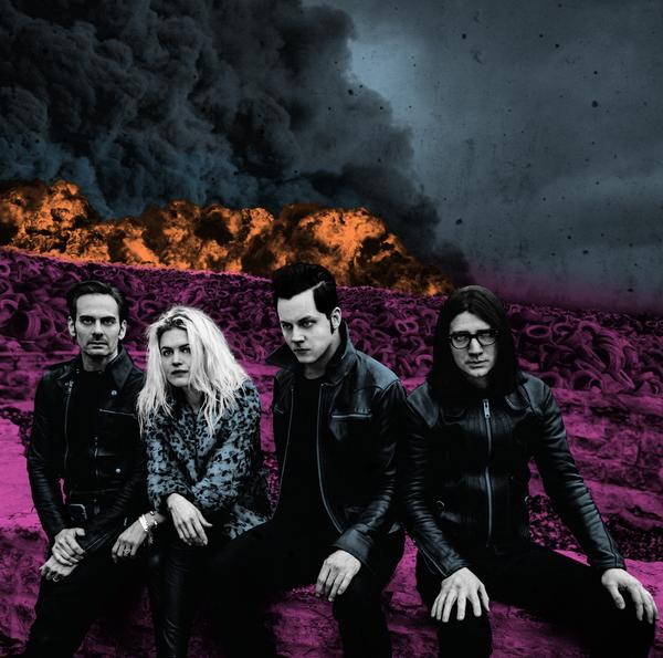 COP AND GO - The Dead Weather