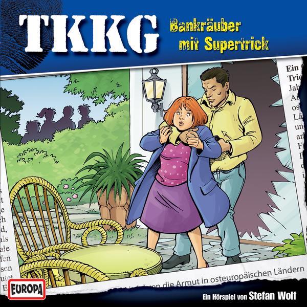 142/Bankräuber mit Supertrick - TKKG