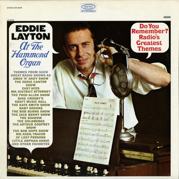 Do You Remember? Radio's Greatest Themes - Eddie Layton