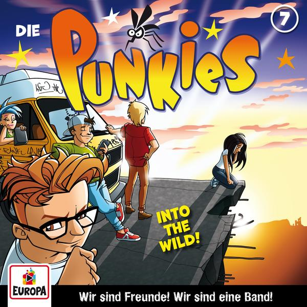 007/Into the Wild! - Die Punkies