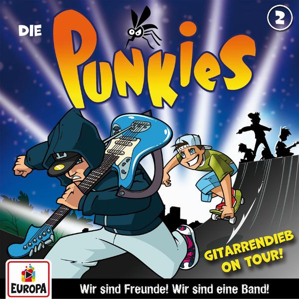002/Gitarrendieb on tour! - Die Punkies