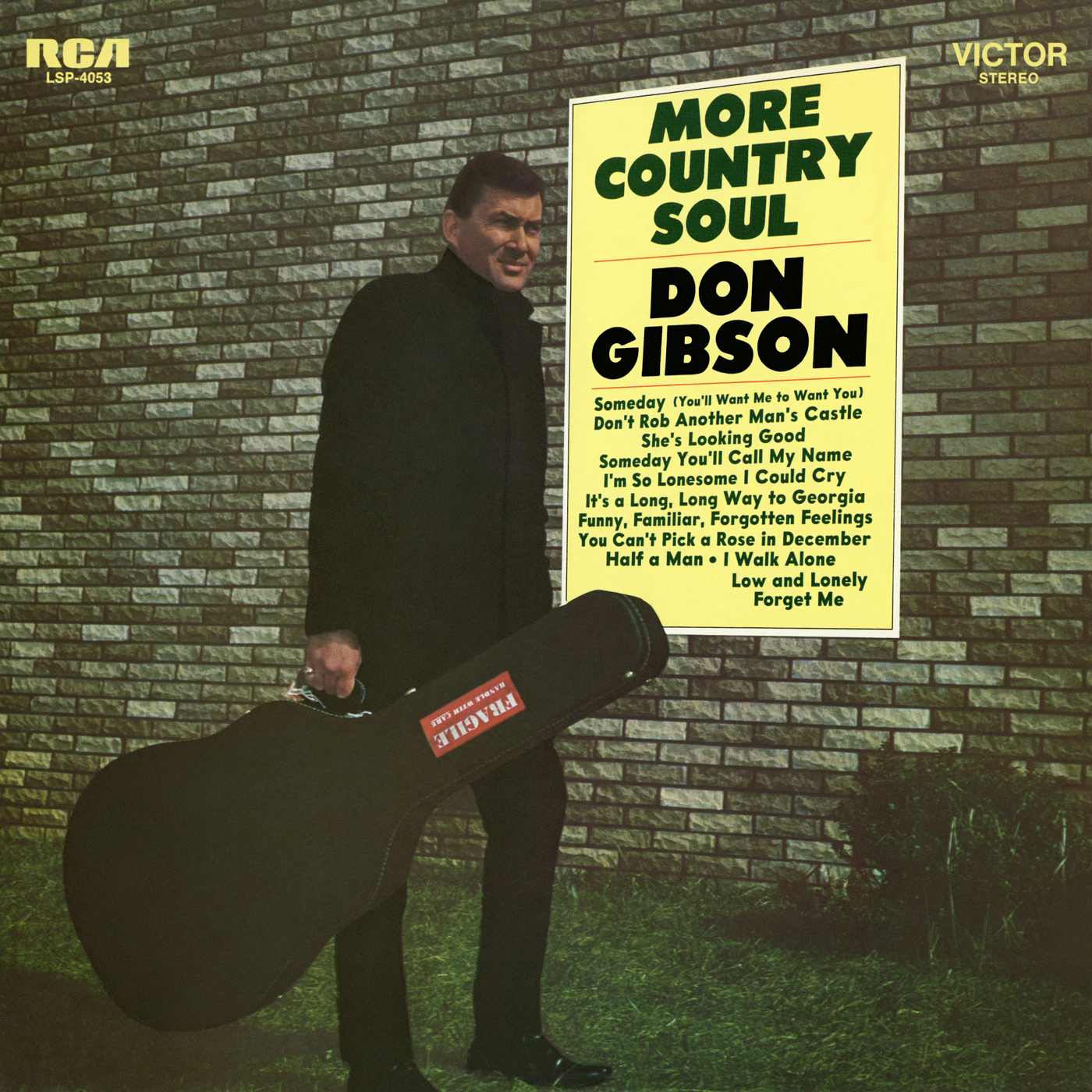 More Country Soul - Don Gibson