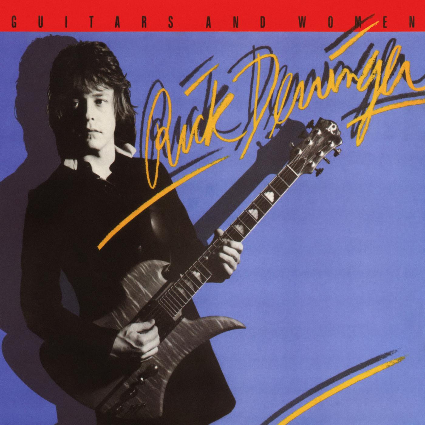Guitars and Women - Rick Derringer