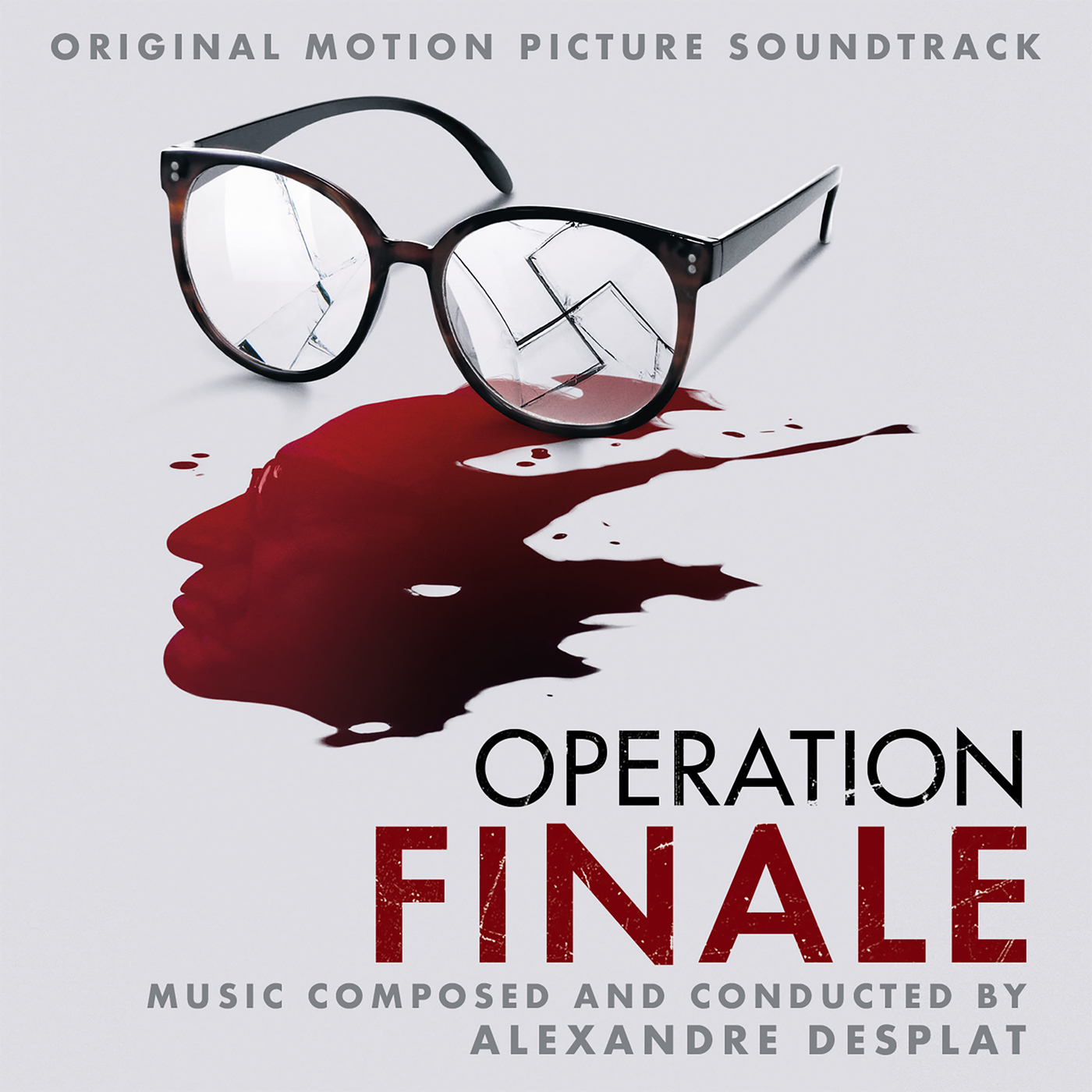 Operation Finale (Original Motion Picture Soundtrack) - Alexandre Desplat