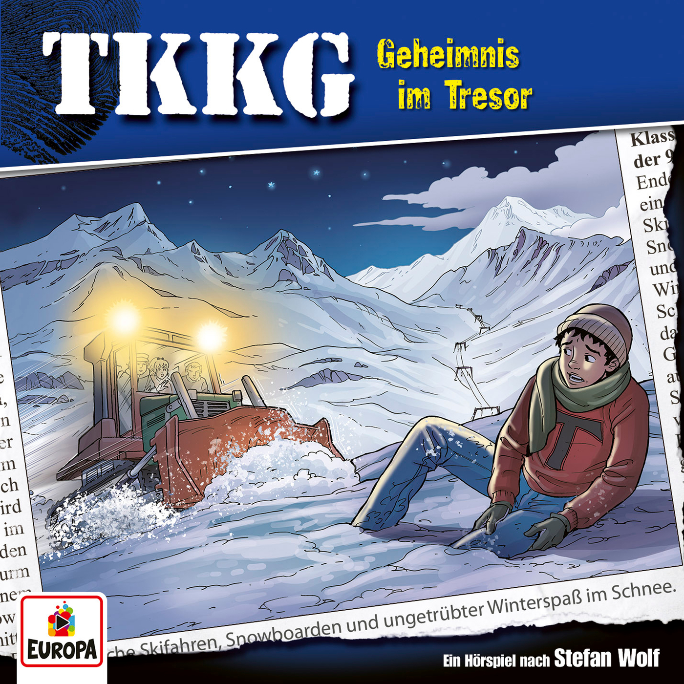 208/Geheimnis im Tresor - TKKG