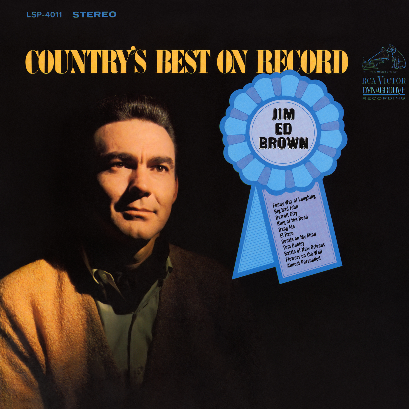 Country's Best On Record - Jim Ed Brown