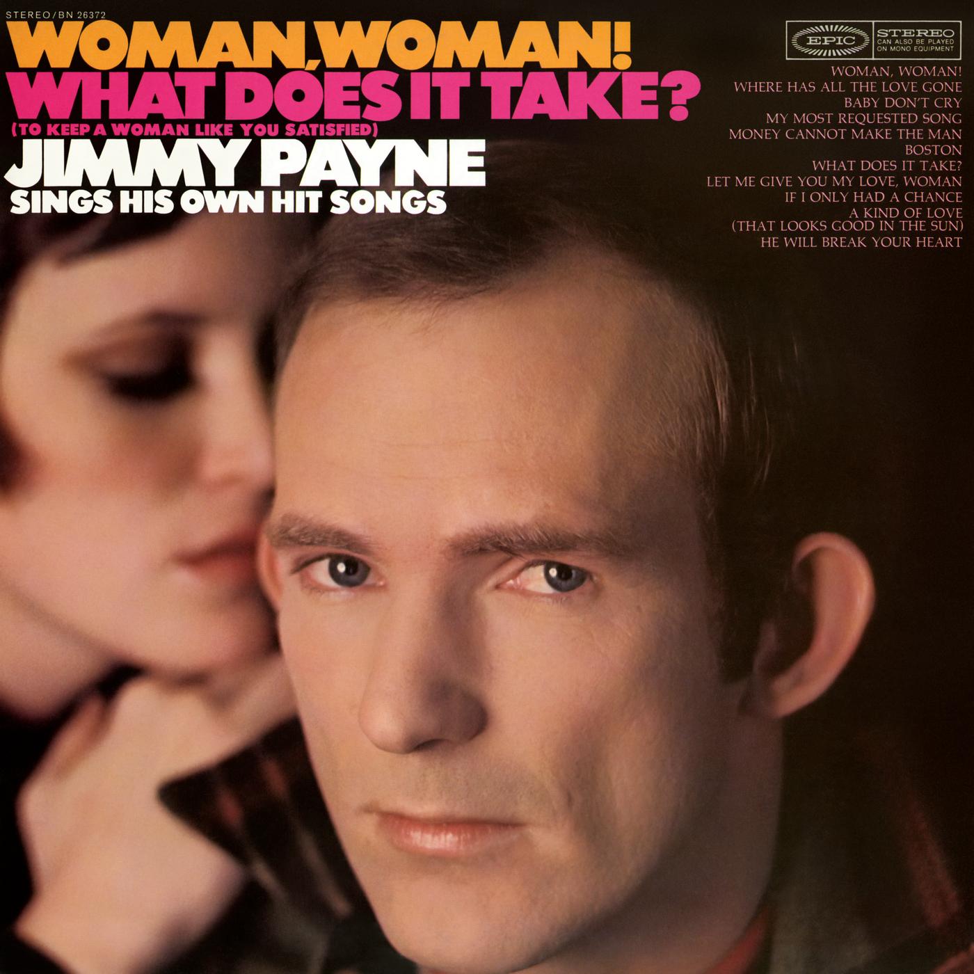 Sings His Own Hit Songs - Jimmy Payne