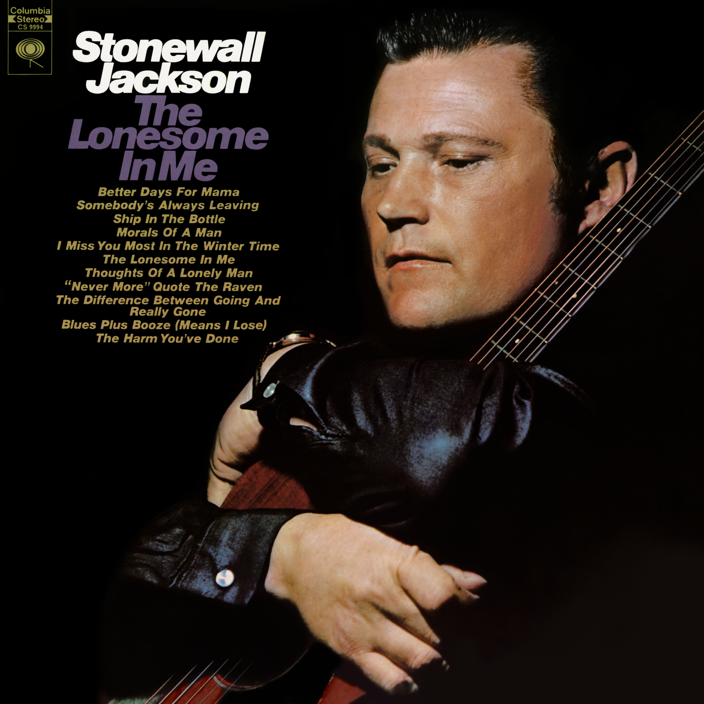 The Lonesome In Me - Stonewall Jackson