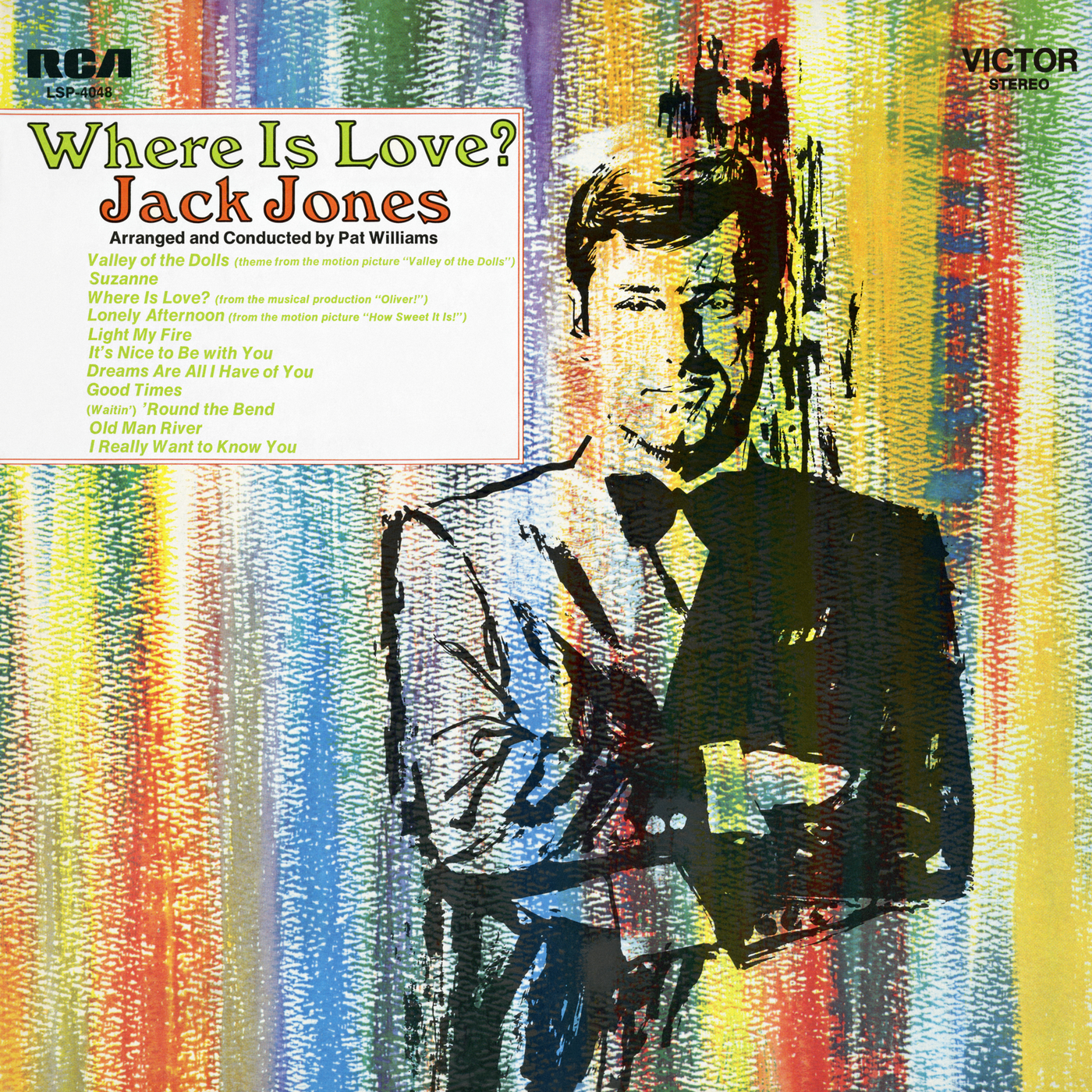 Where Is Love? - Jack Jones