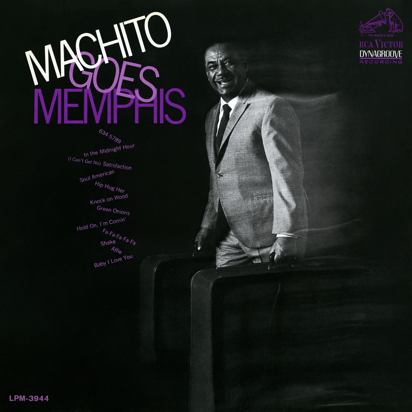 Machito Goes Memphis - Machito and His Orchestra