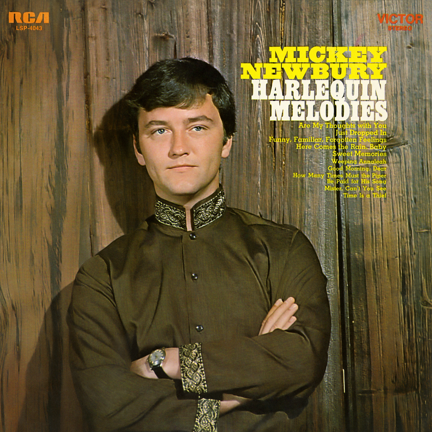 Harlequin Melodies - Mickey Newbury
