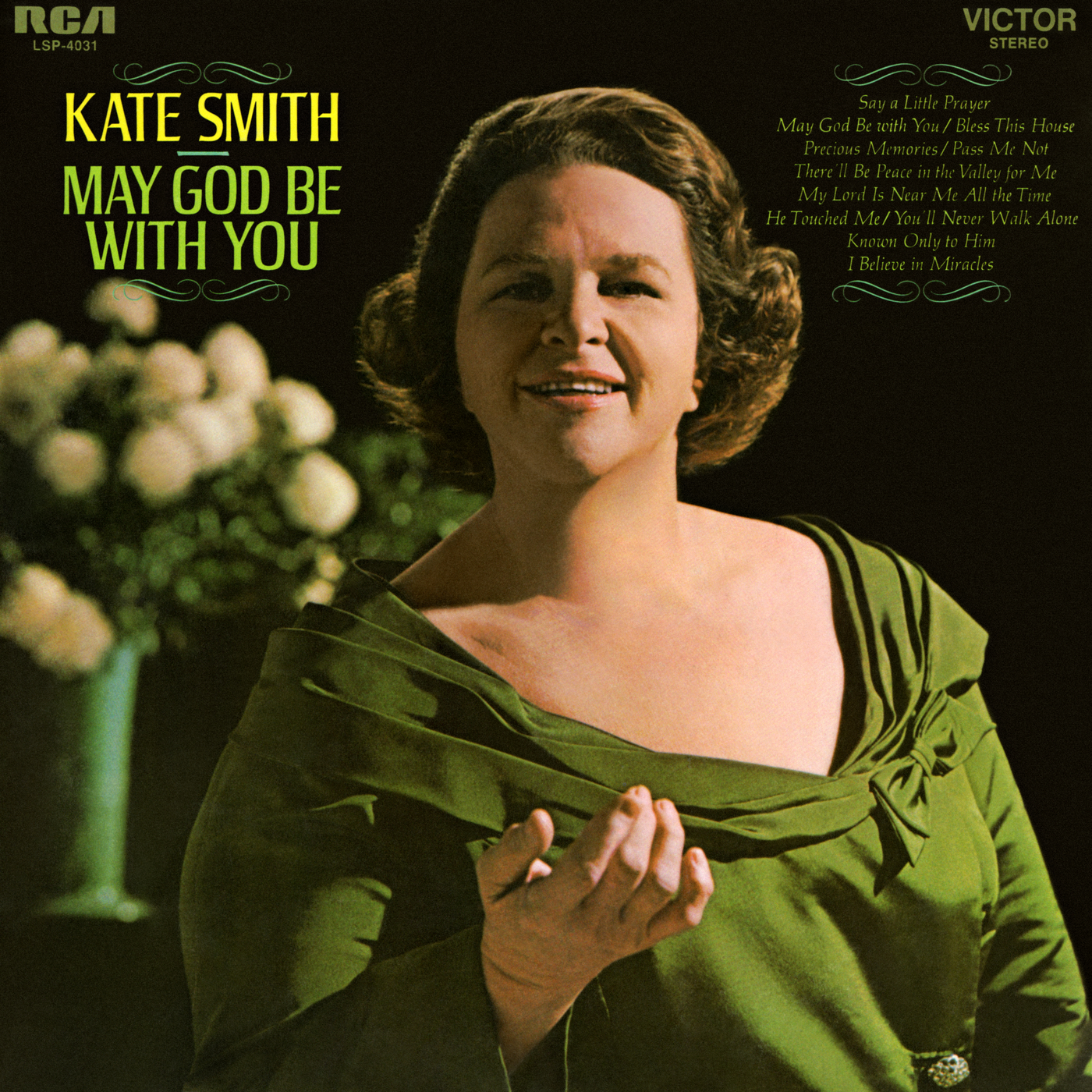 May God Be With You - Kate Smith
