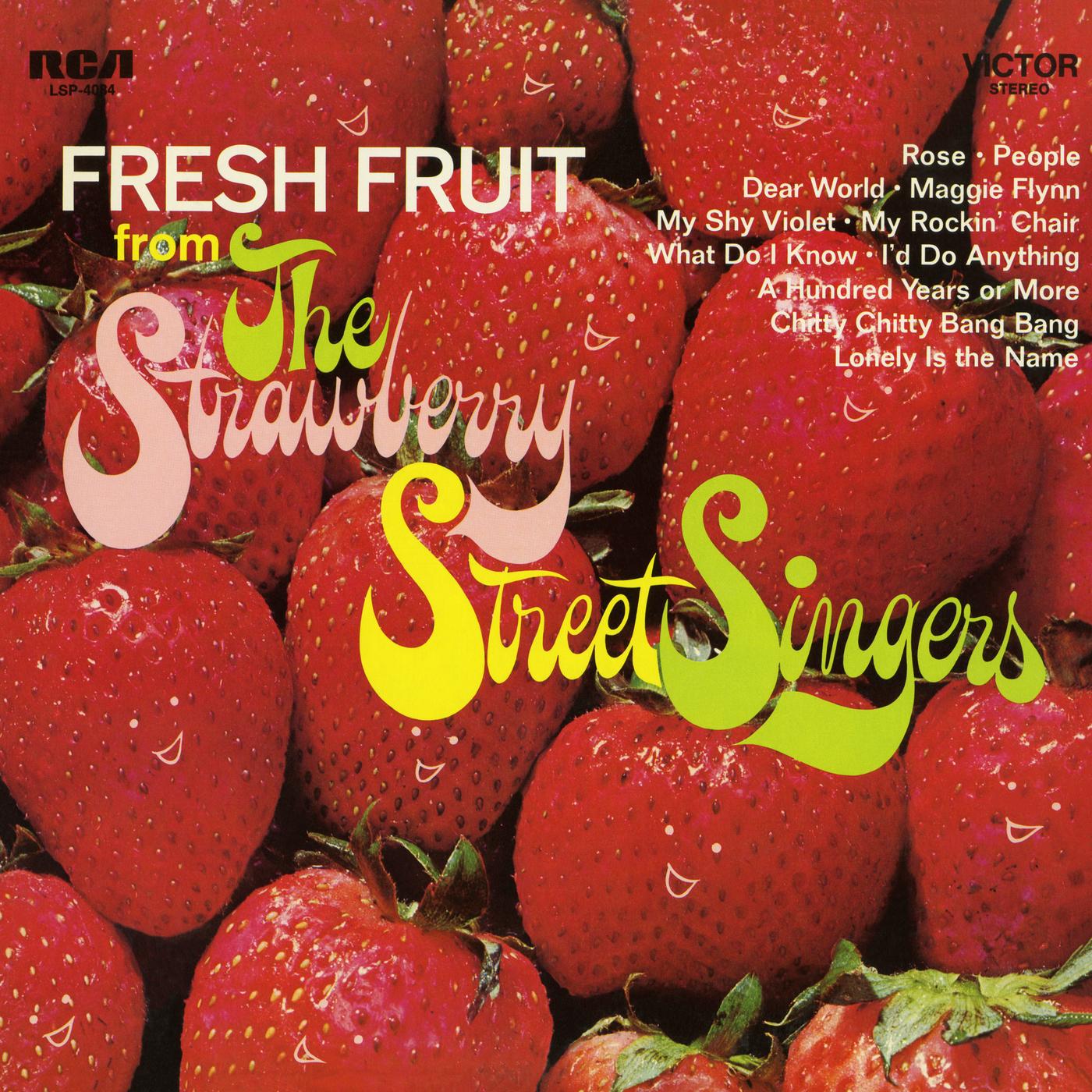 Fresh Fruit - The Strawberry Street Singers