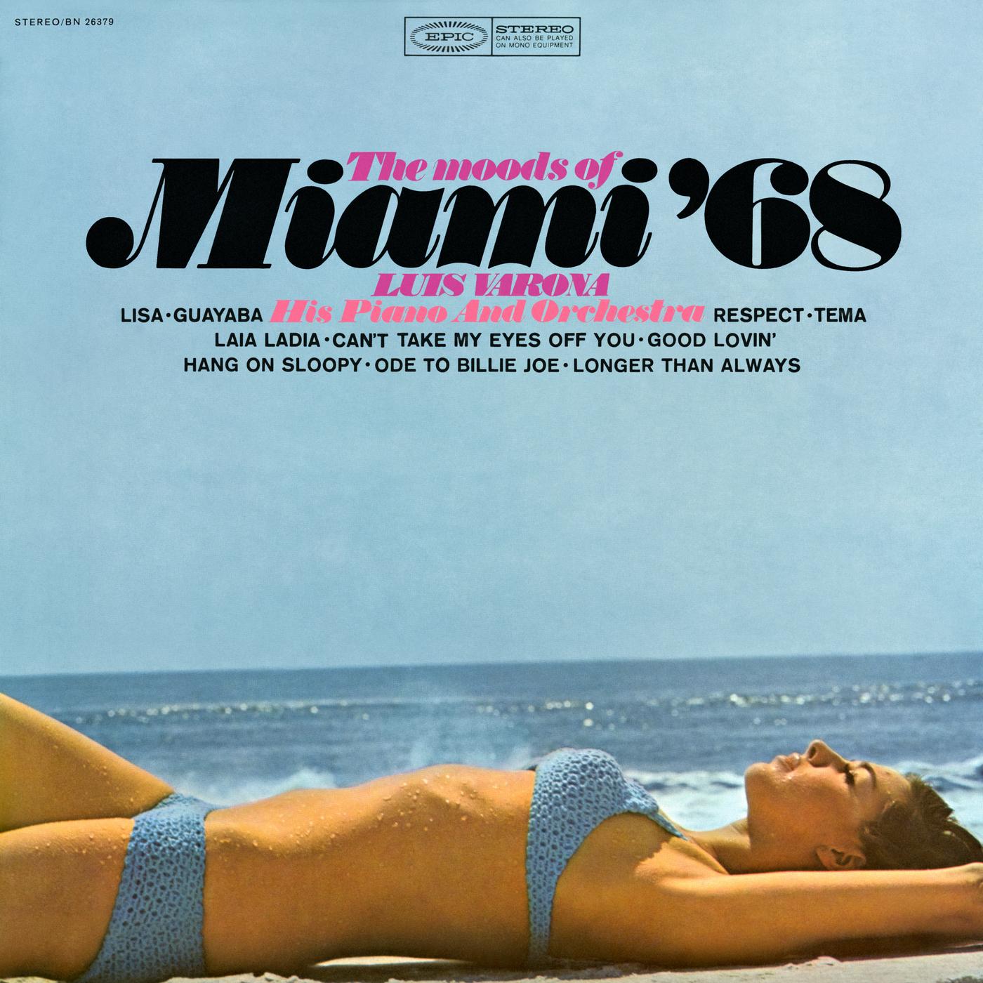 Moods of Miami '68 - Luis Varona