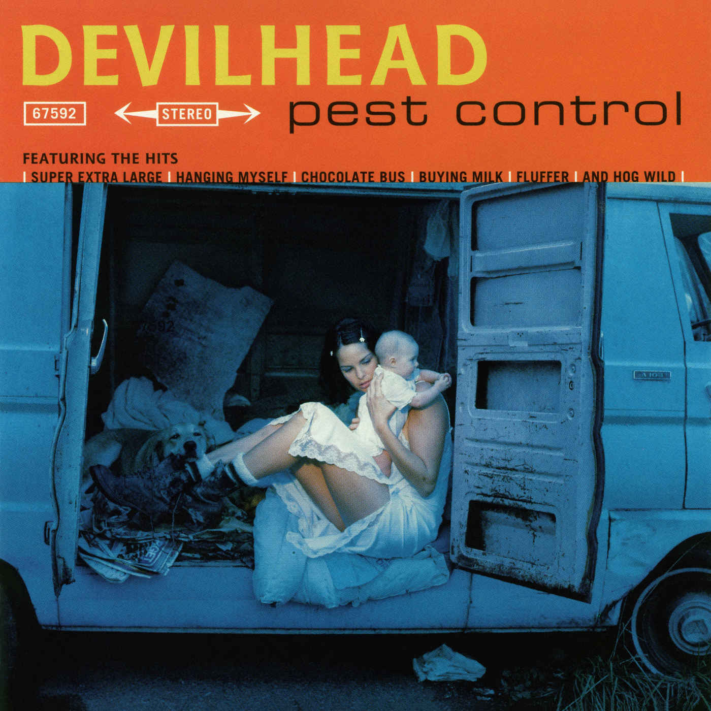 Pest Control - Devilhead