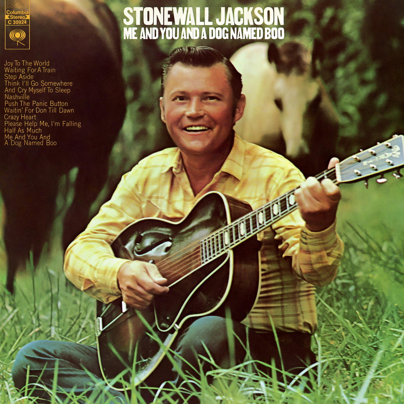 Me and You and a Dog Named Boo - Stonewall Jackson