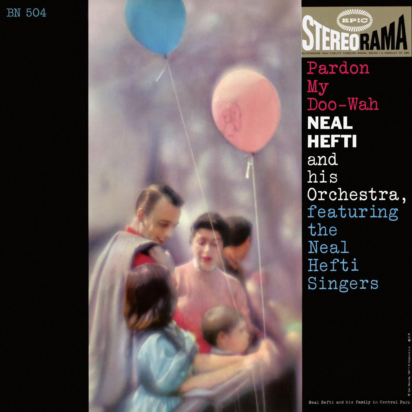 Pardon My Doo-Wah - Neal Hefti and His Orchestra
