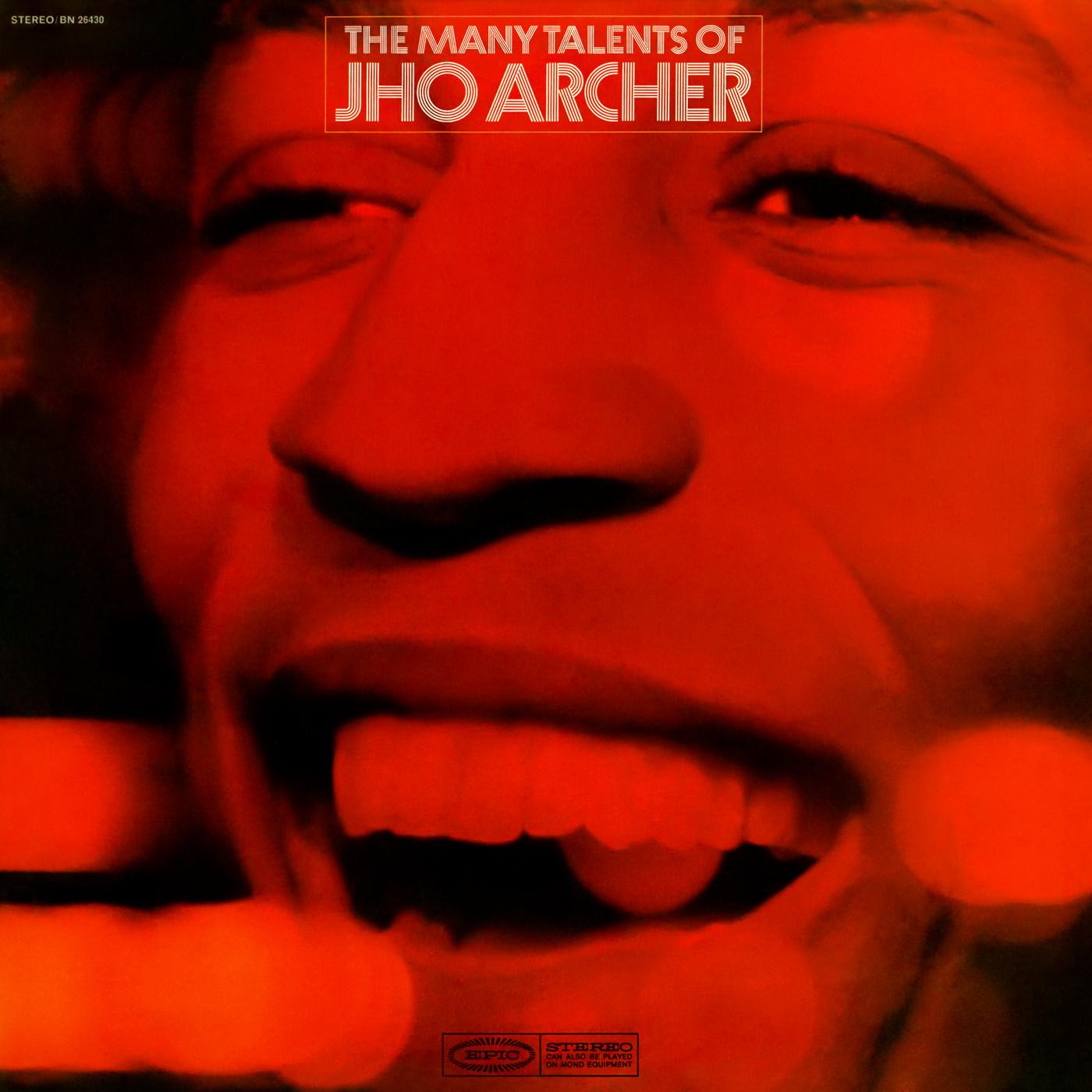 The Many Talents of Jho Archer - Jho Archer