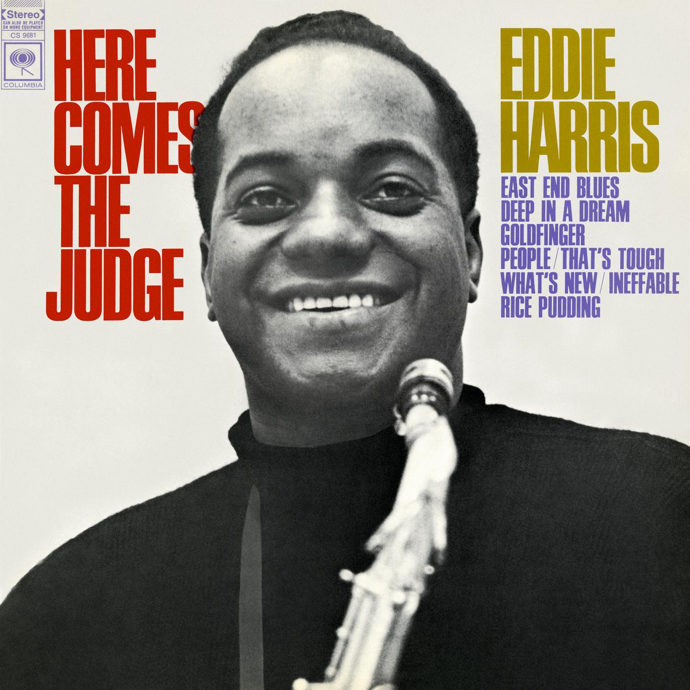 Here Comes the Judge - Eddie Harris
