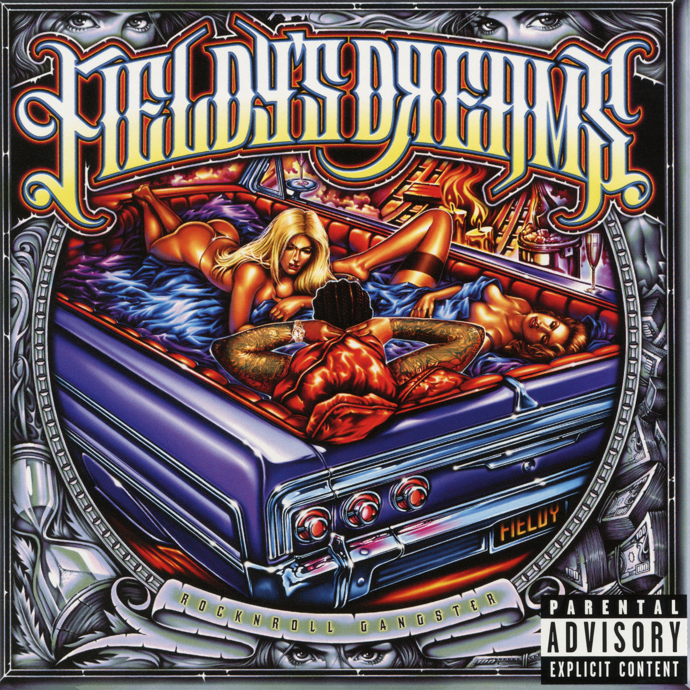 Rock n Roll Gangster - Fieldy's Dreams