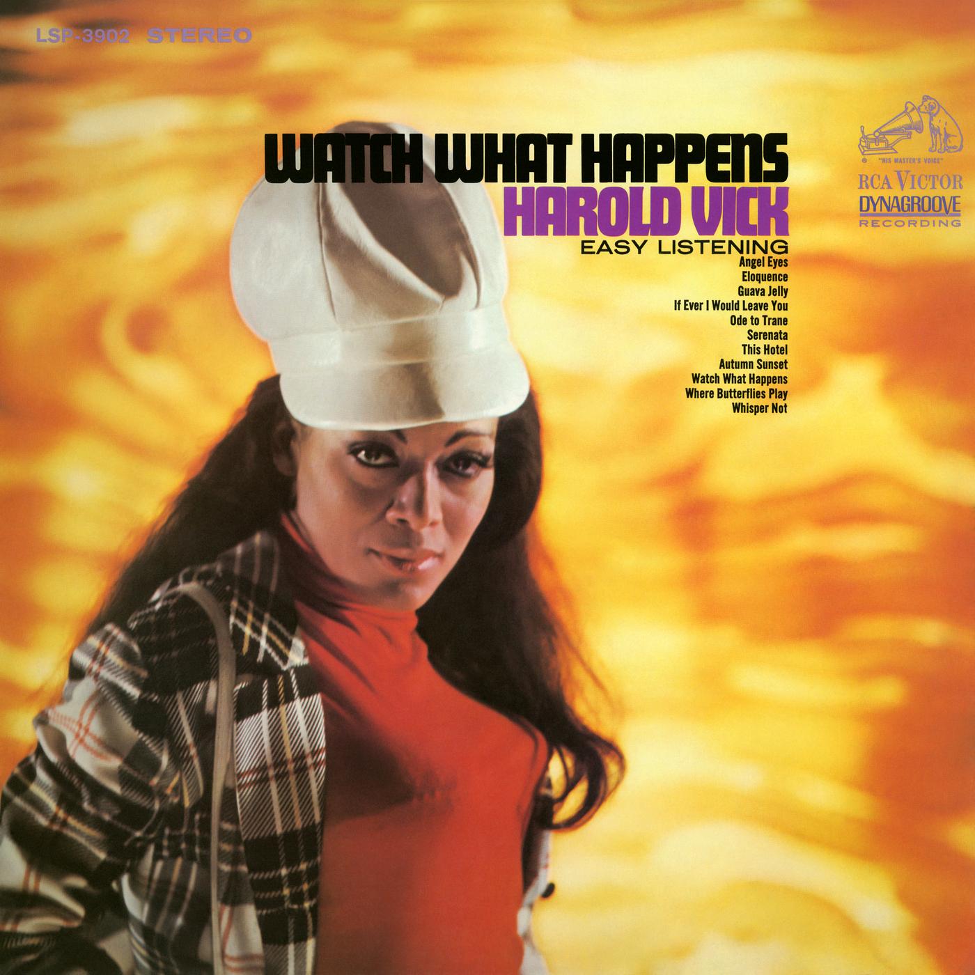Watch What Happens - Harold Vick