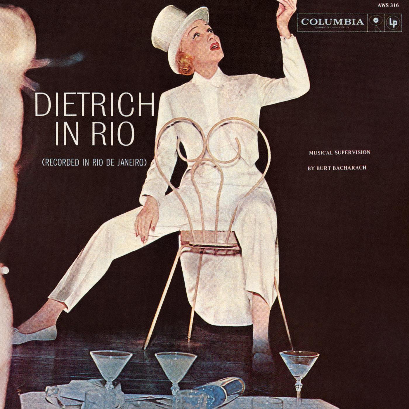 Dietrich In Rio - Marlene Dietrich