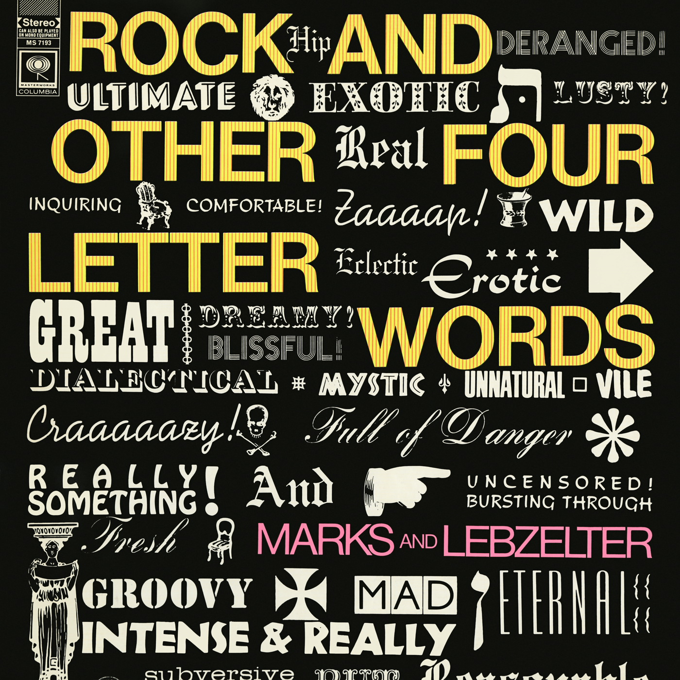 Rock and Other Four Letter Words - Shipen Lebzelter