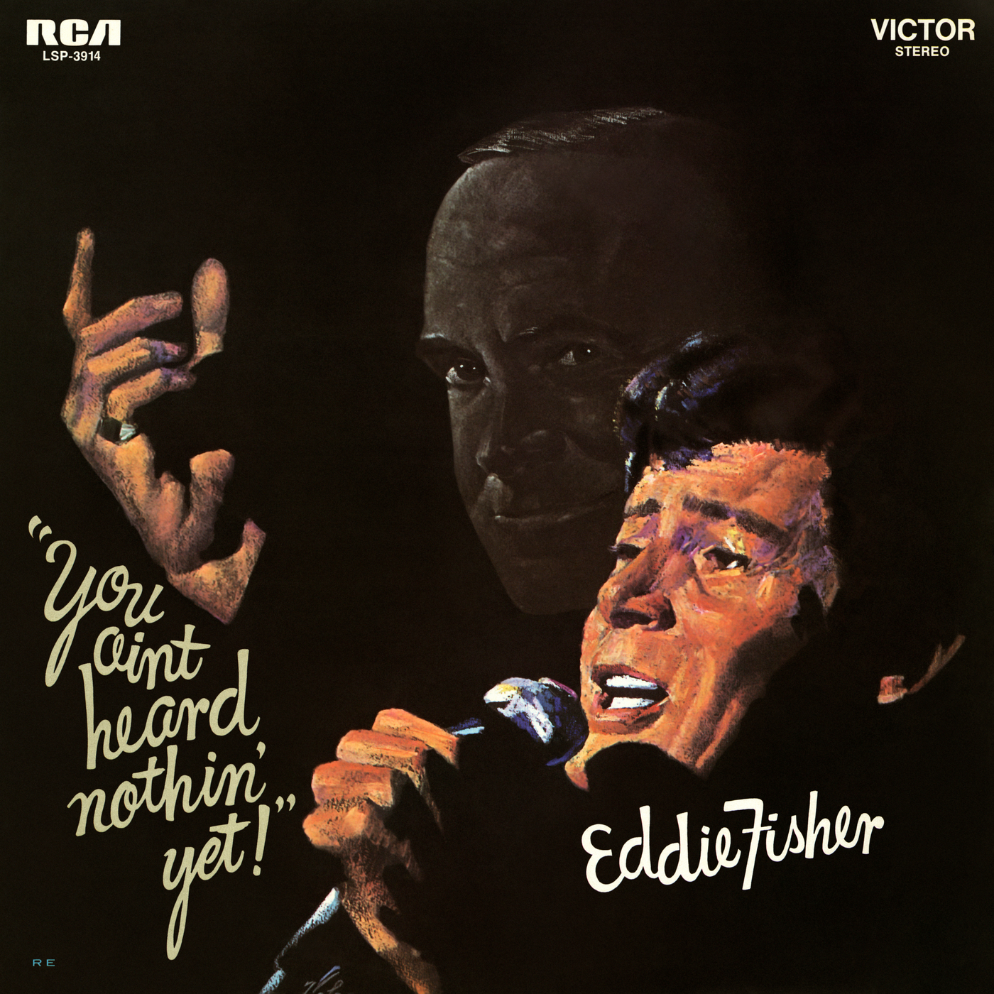 You Ain't Heard Nothin' Yet - Eddie Fisher