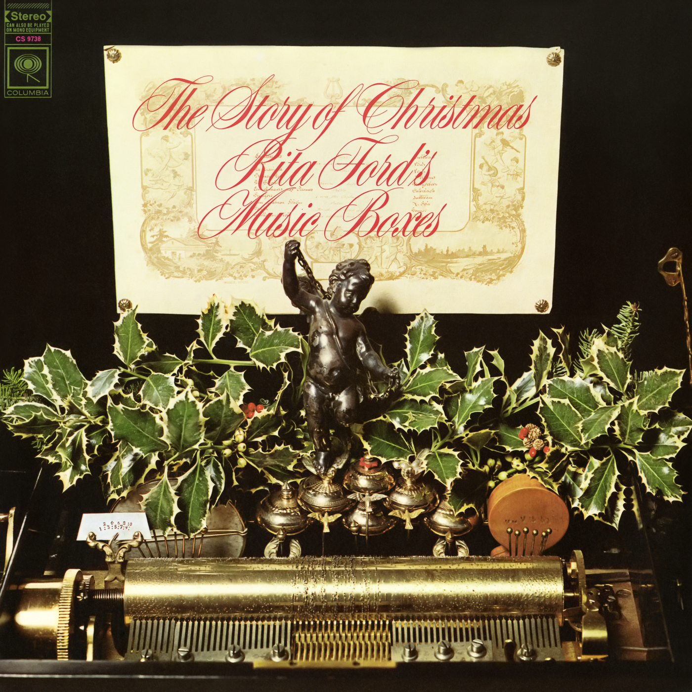 The Story of Christmas - Rita Ford