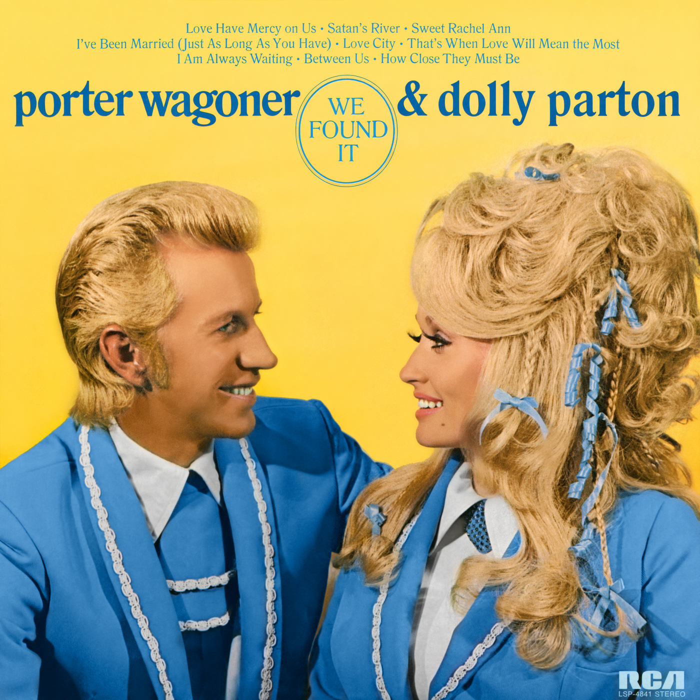 We Found It - Porter Wagoner