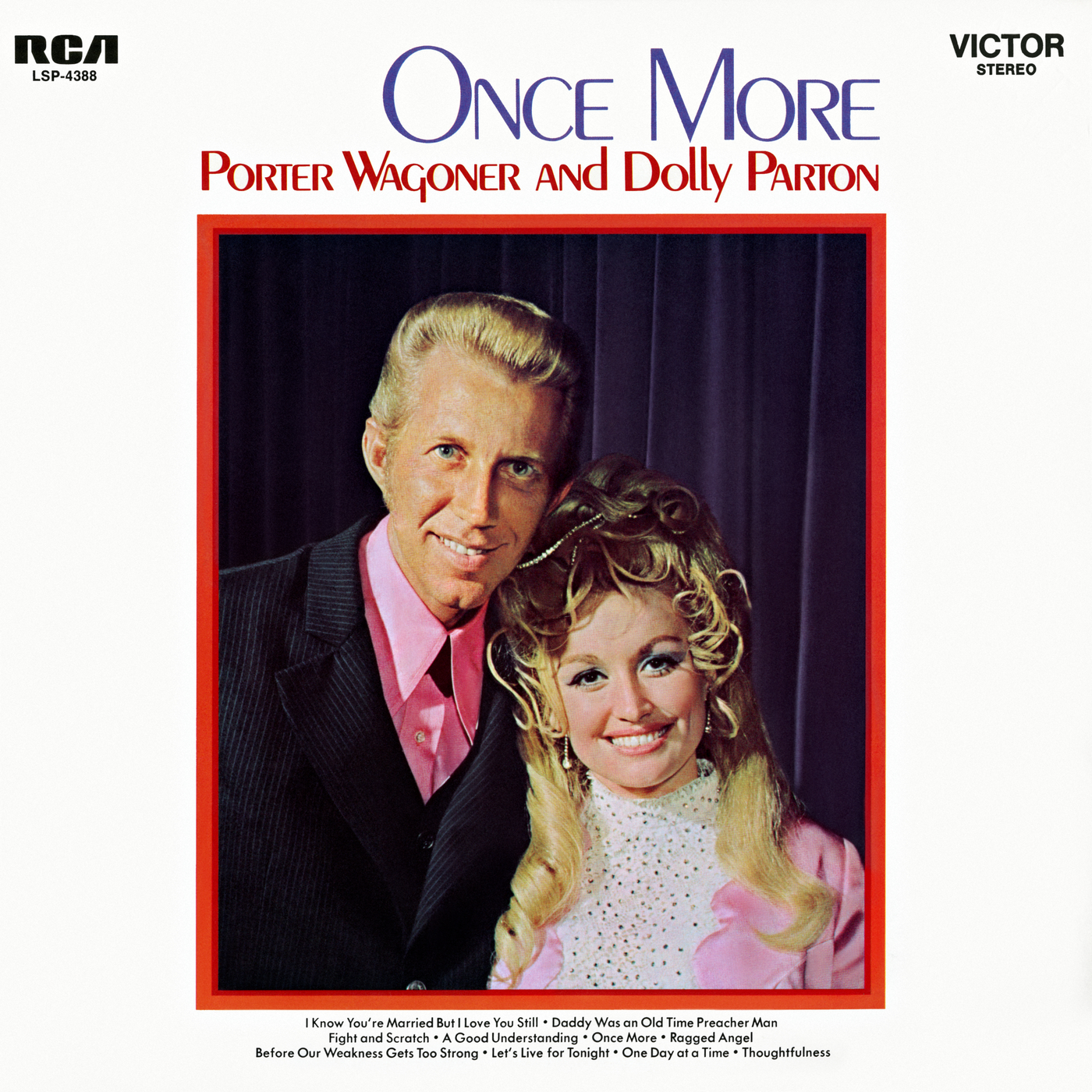 Once More - Porter Wagoner
