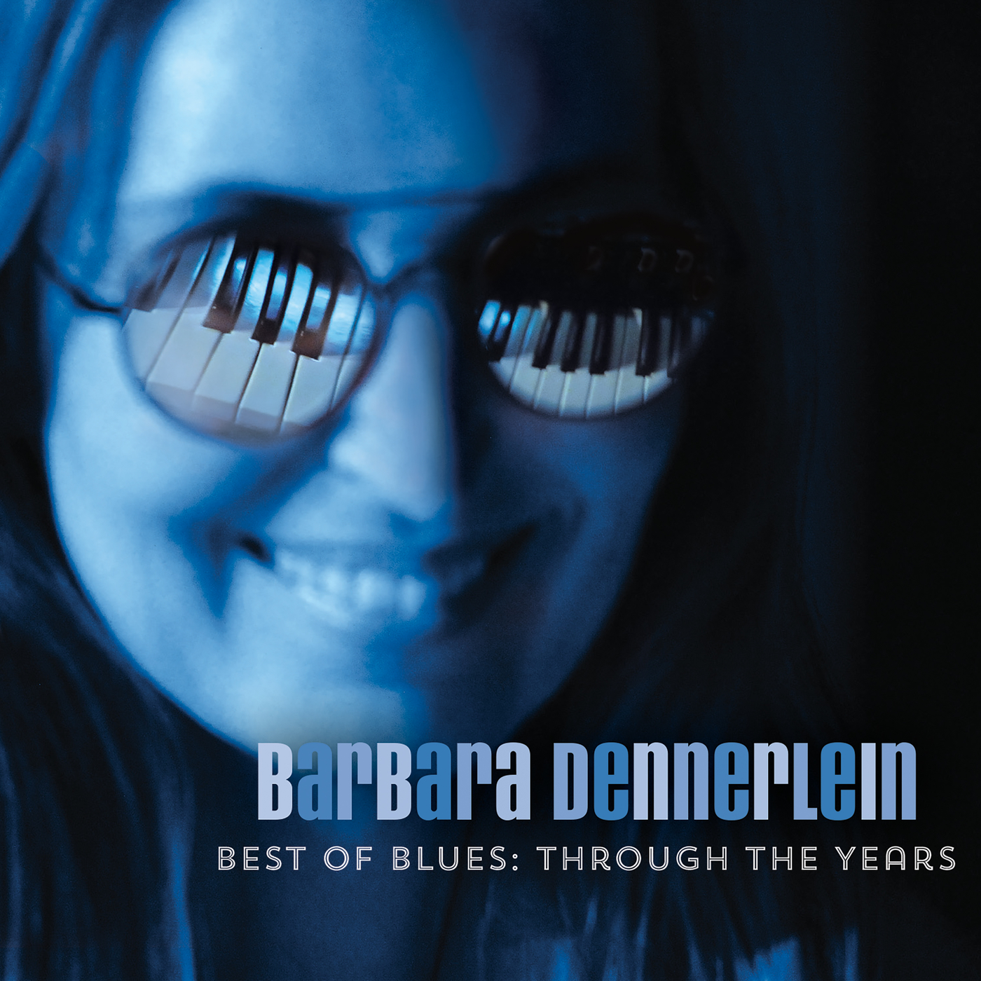 Best Of Blues - Through The Years - Barbara Dennerlein