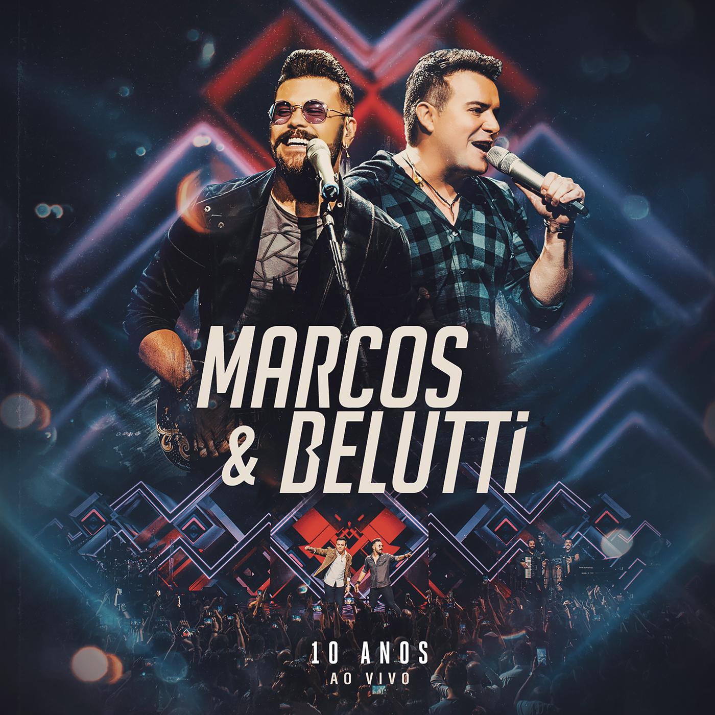 10 Anos (Ao Vivo) - Marcos & Belutti