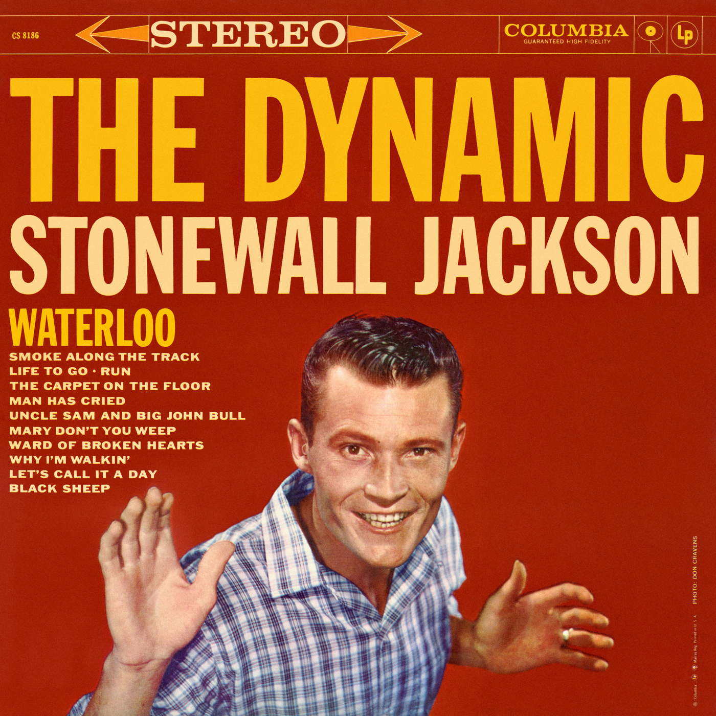 The Dynamic Stonewall Jackson - Stonewall Jackson