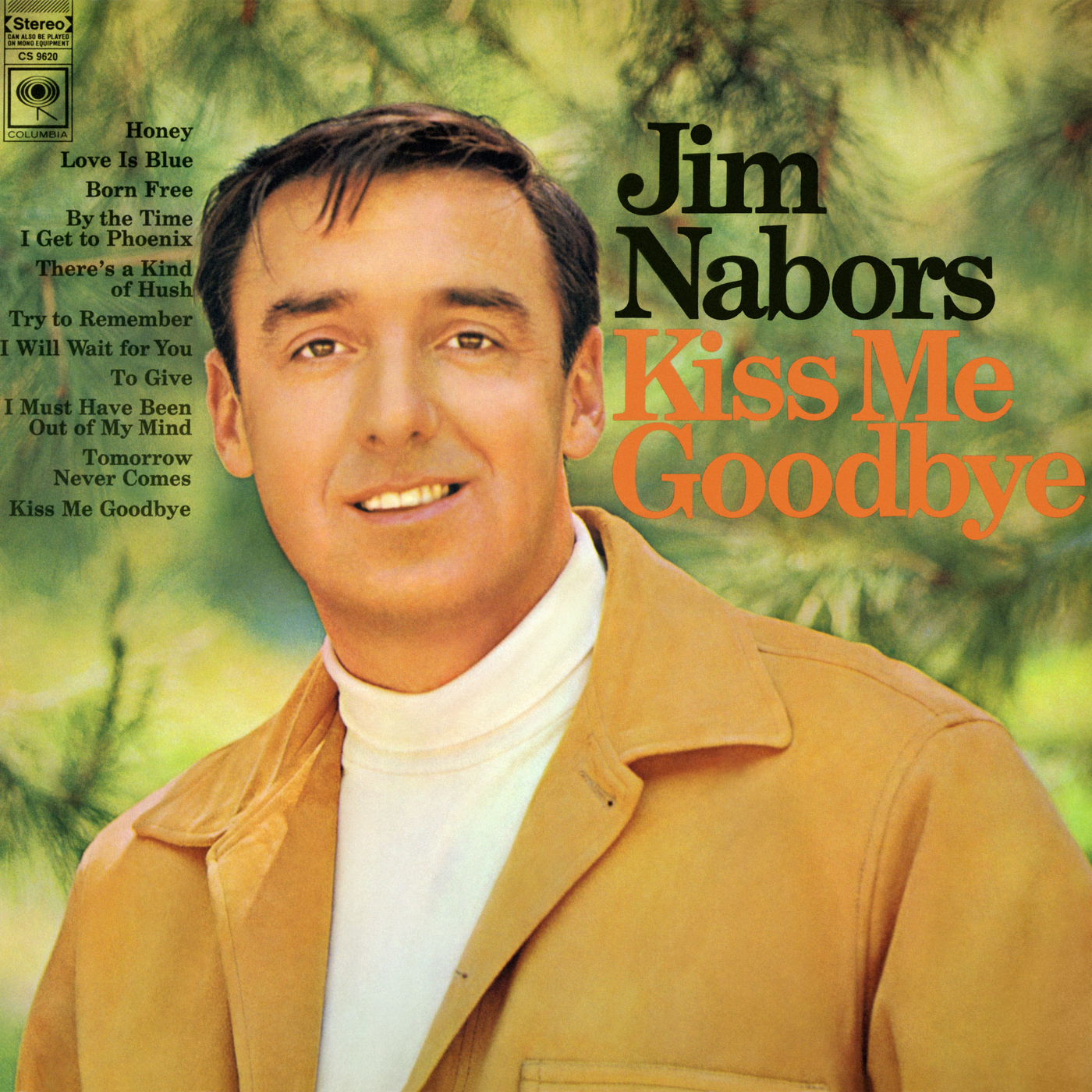 Kiss Me Goodbye - Jim Nabors