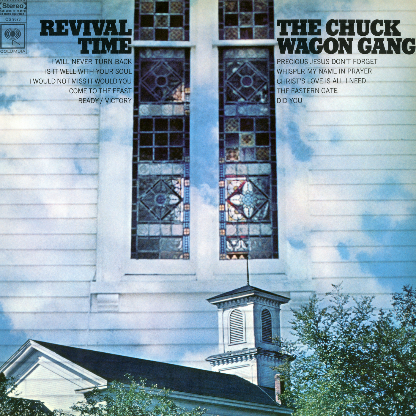 Revival Time - The Chuck Wagon Gang