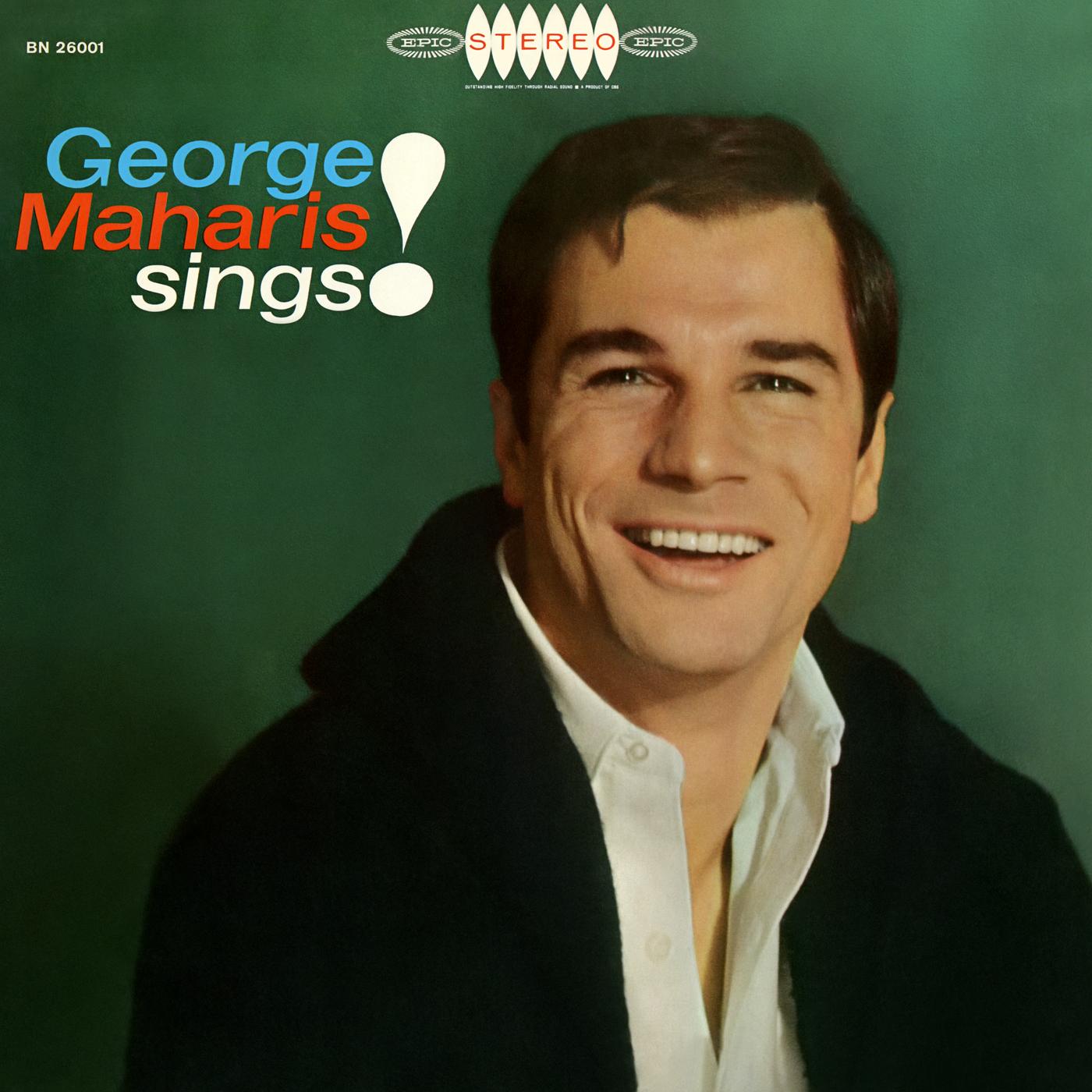George Maharis Sings! - George Maharis