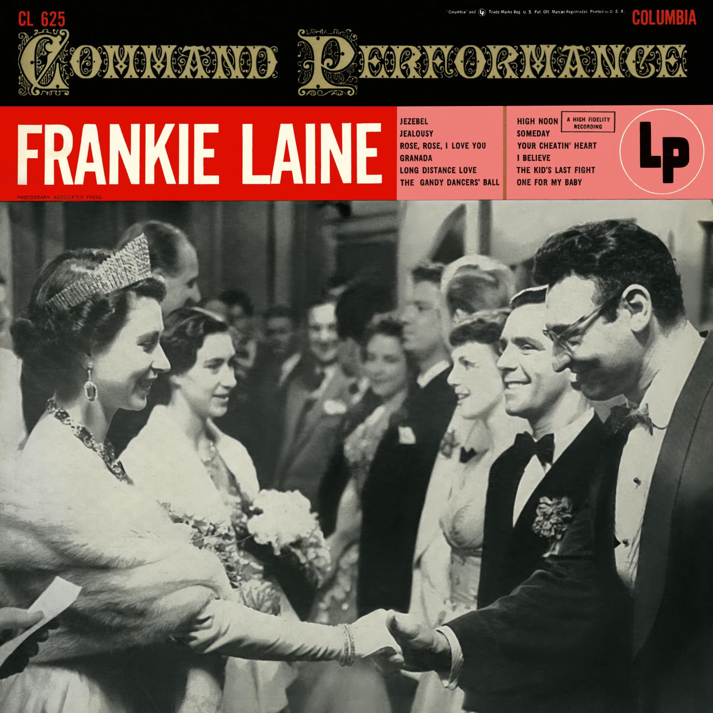 Command Performance - Frankie Laine